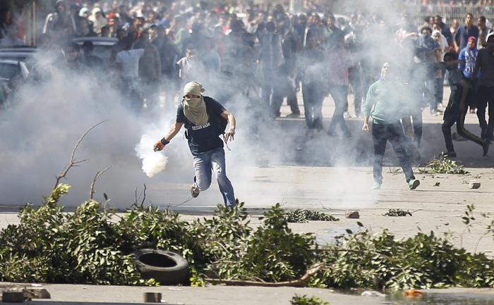 Τρεις νεκροί σε επεισόδια στο Κάιρο