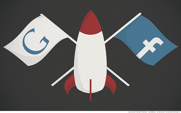 Ο «ψυχρός πόλεμος» ανάμεσα στο Facebook και την Google