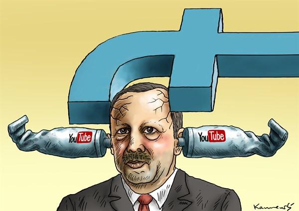 Ερντογάν: Ο δικτάτορας του Διαδικτύου