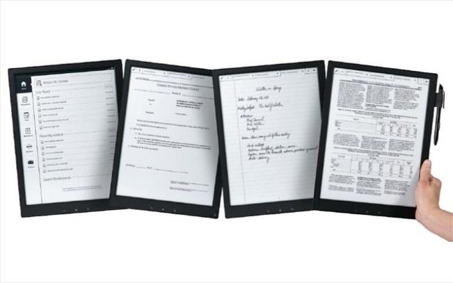 Το «ψηφιακό χαρτί» της Sony