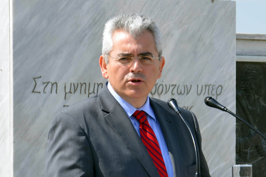 Παραιτήθηκε ο αναπληρωτής υπουργός Αγροτικής Ανάπτυξης