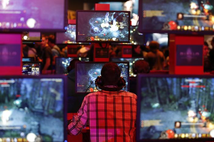 Οι φανταστικοί κόσμοι των video games
