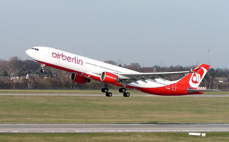 Tα «κομμένα φτερά» της Air Berlin