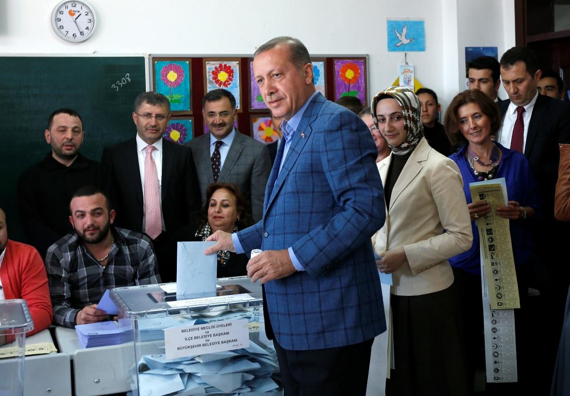 Ο Ερντογάν ζητά… περισσότερη δημοκρατία!