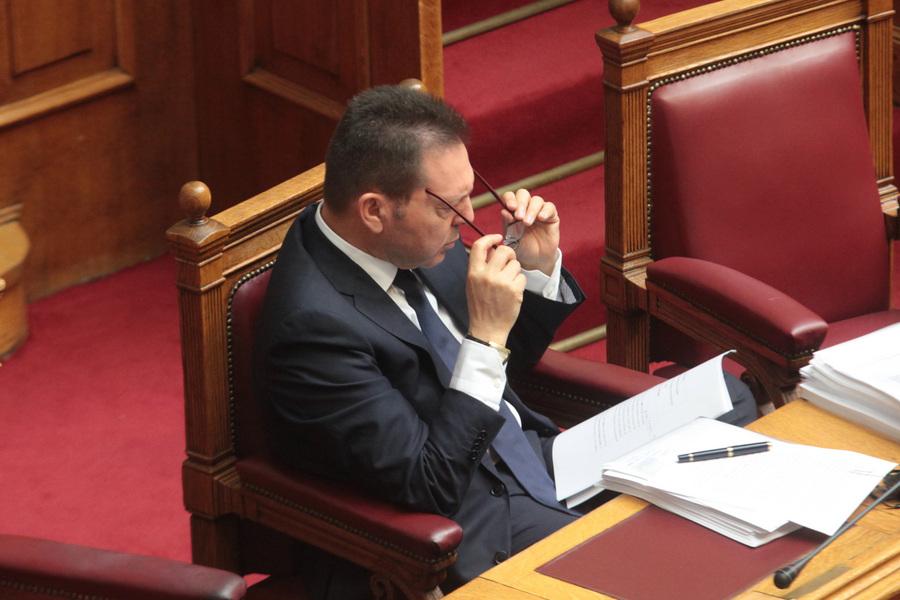 Στη βουλή το νομοσχέδιο για τις τράπεζες