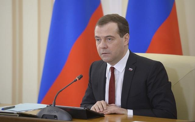 «Πλαστό» το μήνυμα παραίτησης του Μεντβέντεφ