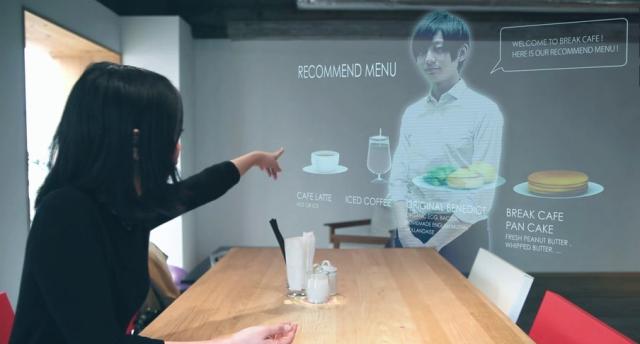 Το «τέλος» των σερβιτόρων (Βίντεο)