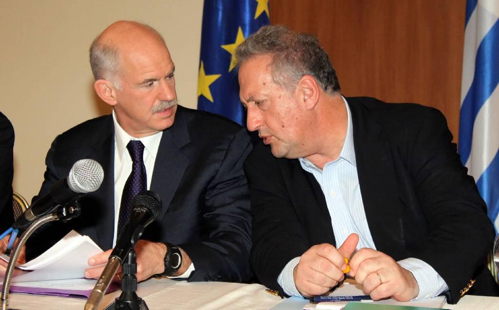 Σκανδαλίδης: «Ο Παπανδρέου να ξεκαθαρίσει τη στάση του»