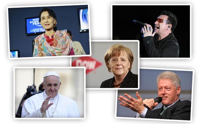 Fortune: Ποιοι είναι οι δέκα σπουδαιότεροι ηγέτες