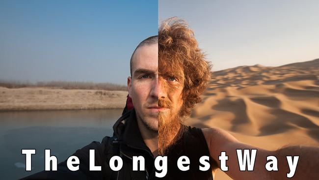 Ο άνθρωπος που περπατούσε επί ένα χρόνο