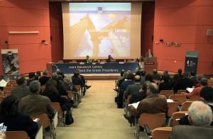 ΕΛΛΗΝΙΚΗ ΠΡΟΕΔΡΙΑ ΕΕ: ΒΑΣΙΛΑΚΟΣ Χ JRC INFORMATION DAY ΟΜΙΛΙΑGreek EU Presidency:Vasilakos C JRC Information Day Speech