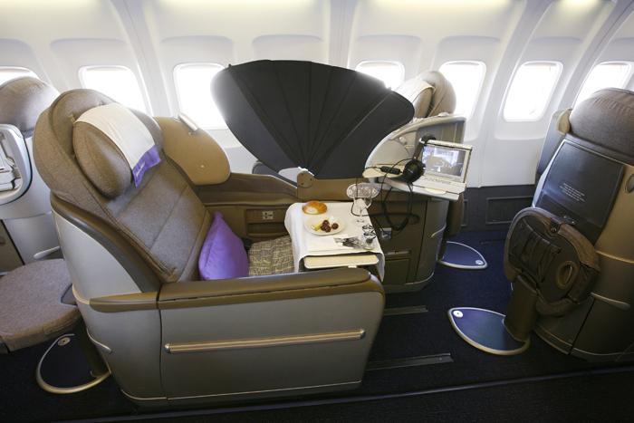 Οι αεροπορικοί επιβάτες θα πλήρωναν για περισσότερο χώρο