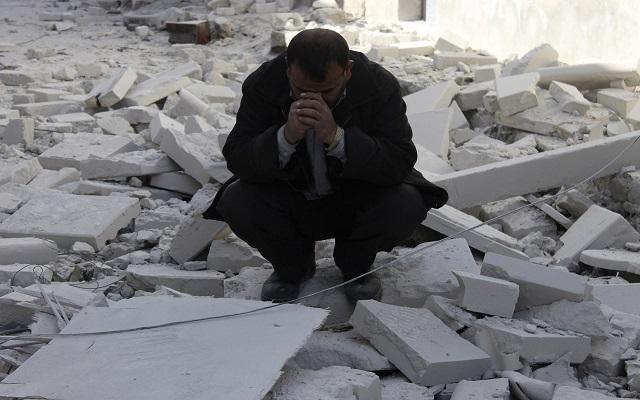 Πάνω από 150.000 νεκροί μέσα σε τρία χρόνια πολέμου στη Συρία