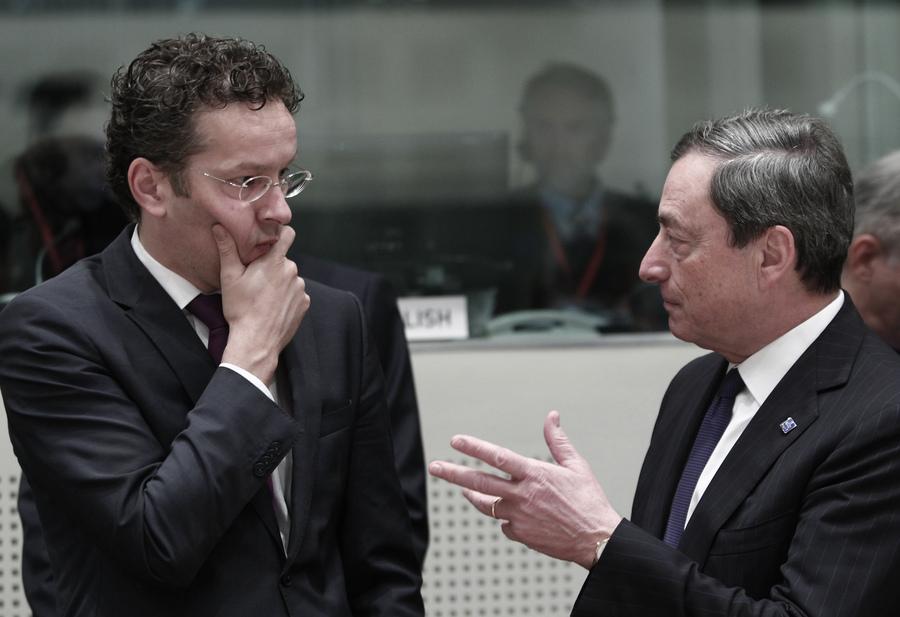 Η Ελλάδα παίρνει τη δόση των 8,3 δισ. ευρώ