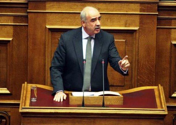 Απορρίφθηκε η πρόταση μομφής του ΣΥΡΙΖΑ κατά του προεδρείου της Βουλής