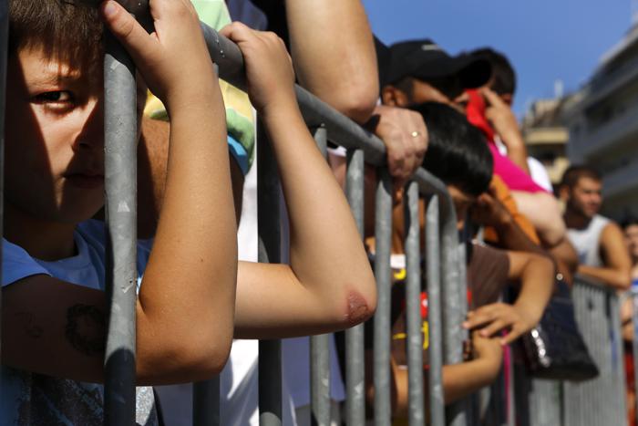 Πιο λίγα και πιο φτωχά τα παιδιά στην Ελλάδα του 2014