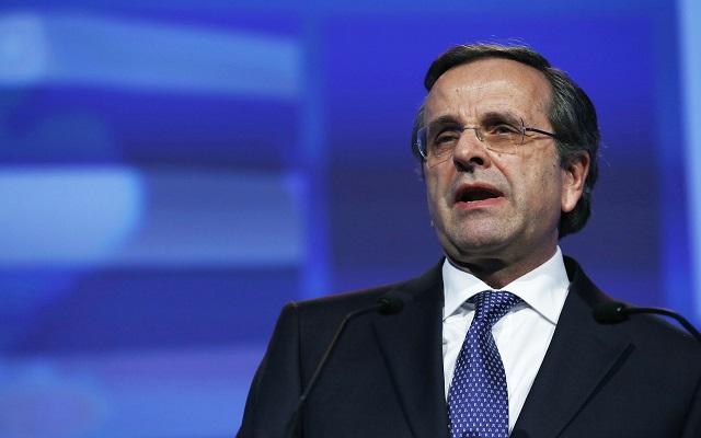 Σαμαράς: «Η Ελλάδα επιστρέφει»