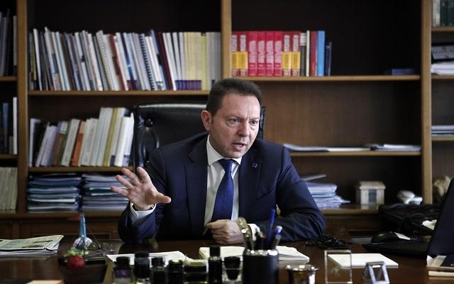 Ο Γιάννης Στουρνάρας νέος επικεφαλής της ΤτΕ