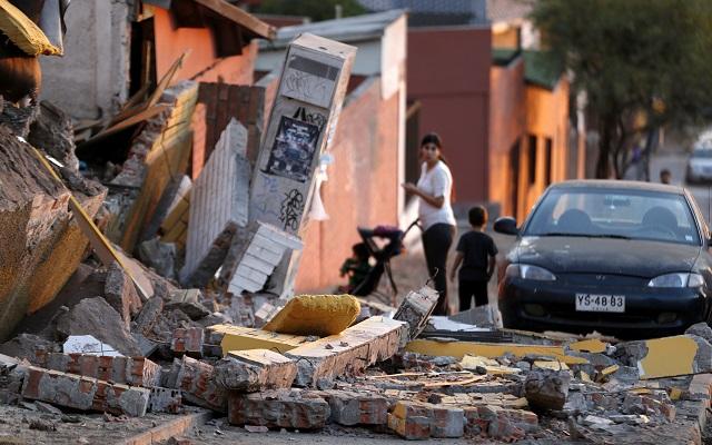 Νέος σεισμός 7,8 Ρίχτερ στη Χιλή