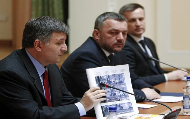 Ουκρανία: Στην «κρεατομηχανή» οι διαδηλωτές με εντολή Γιανουκόβιτς