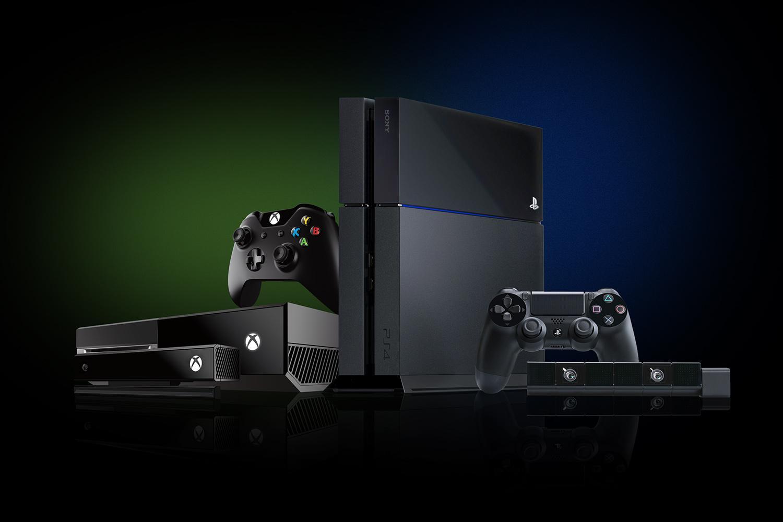 Η Sony και η Microsoft αντιμέτωπες σε μια νέα κούρσα