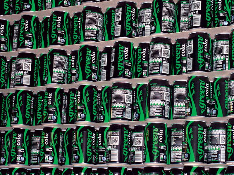 Ελληνική Green Cola θα πίνουν στο Ισραήλ!