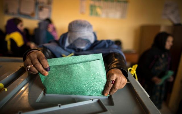 Ημέρα ιστορικών εκλογών στο Αφγανιστάν