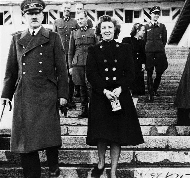 «Ο Χίτλερ παντρεύτηκε άθελα του μια Εβραία»
