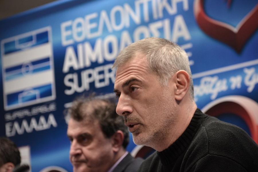 Ο Γιάννης Μώραλης υποψήφιος δήμαρχος Πειραιά