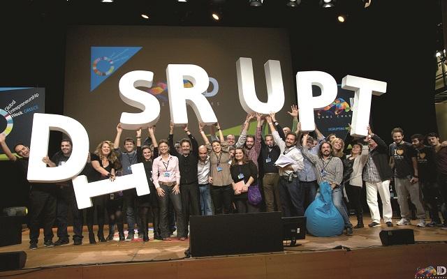 Disrupt Startup Scaleup 11