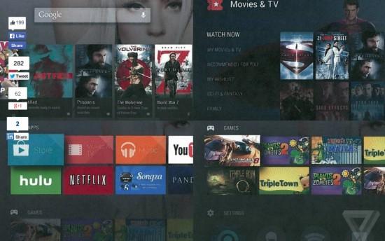 Google: Έρχεται το Android TV