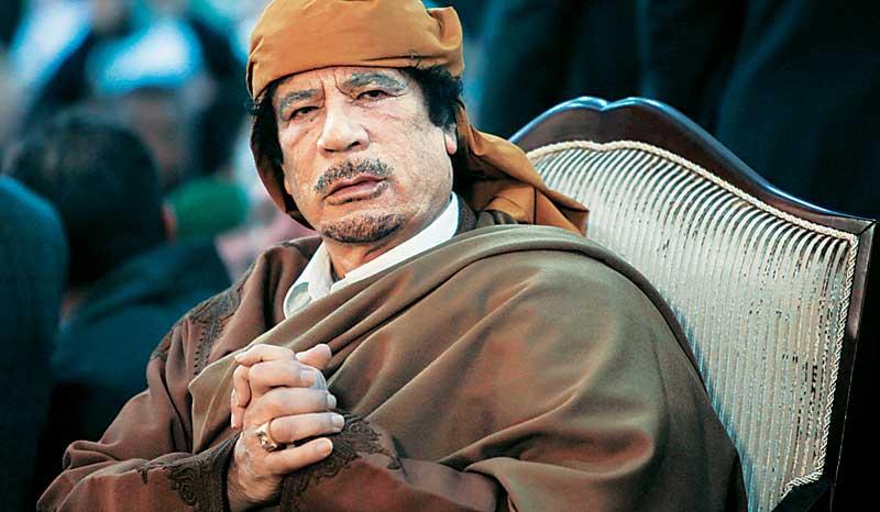 CIA: O Καντάφι κρατούσε τα κεφάλια των αντιπάλων του στη κατάψυξη