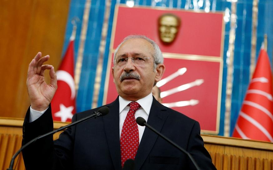 Βίντεο: Επίθεση εναντίον του Τούρκου αρχηγού της αντιπολίτευσης