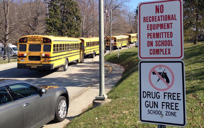 Δεκάδες μαχαιρωμένοι μαθητές σε αμερικανικό σχολείο