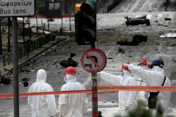 Βίντεο: Η στιγμή της έκρηξης στο κέντρο της Αθήνας