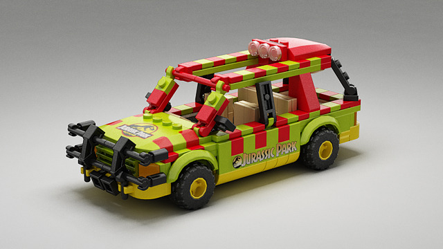 Φτιάξε κι εσύ το δικό σου Lego!