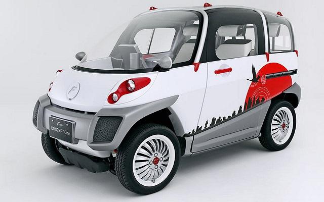Το αυτοκίνητο που σας γλιτώνει από τα… τσουνάμι!