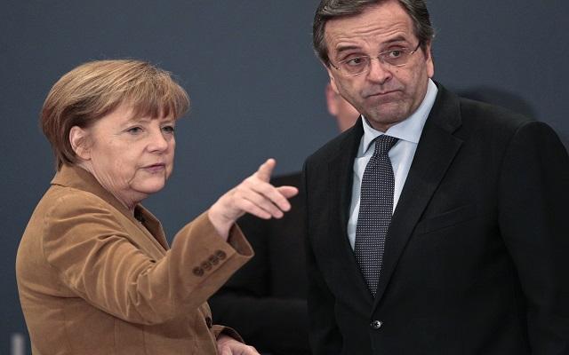 Μέρκελ: «Η Ελλάδα αποκτά περισσότερες ευκαιρίες»