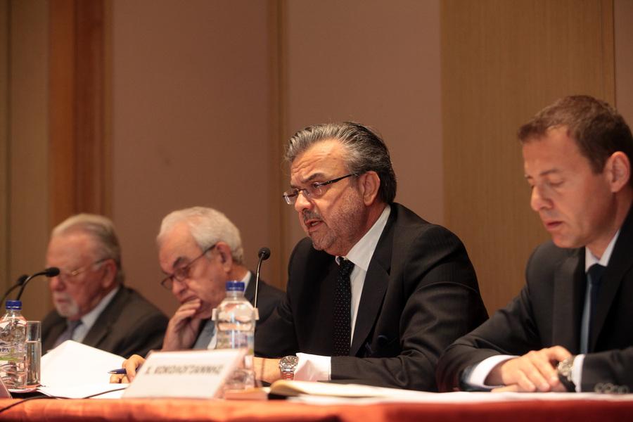 Για τη «νέα εποχή της Eurobank» μίλησε ο Χρήστος Μεγάλου