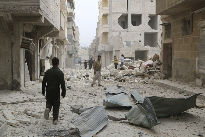 Ερωτηματικά για νέα χρήση χημικών στη Συρία