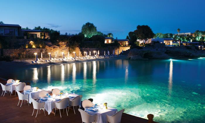Η «βιτρίνα» της βιομηχανίας γάμων στο Grand Resort Lagonissi