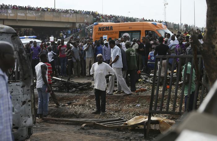 Διπλή βομβιστική επίθεση με δεκάδες νεκρούς στη Νιγηρία