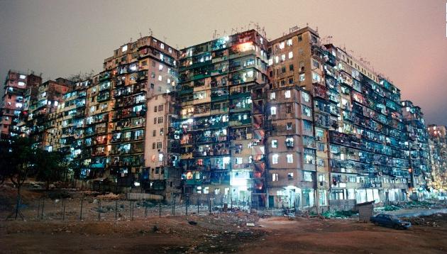 Μια «πόλη-φάντασμα» ζωντανεύει ξανά