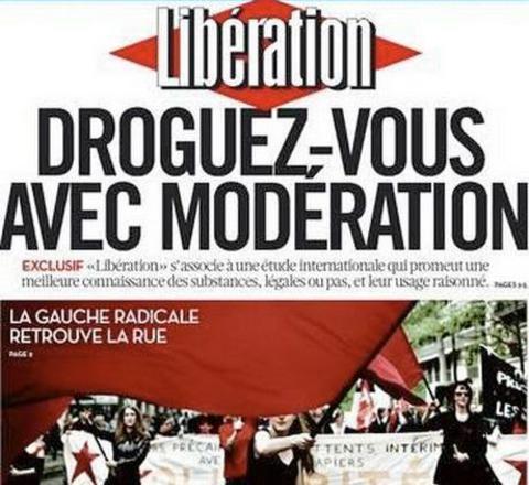Liberation: «Μαστουρώστε αλλά υπεύθυνα»!