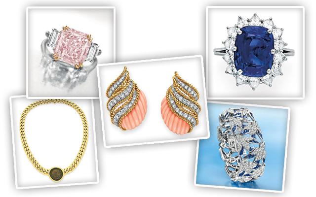 Κοσμήματα πολλών καρατίων και… εκατομμυρίων