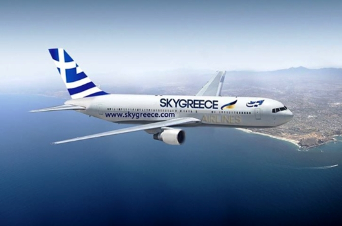 Η νέα ελληνική αεροπορική που πετάει με την ευχή της…εκκλησίας