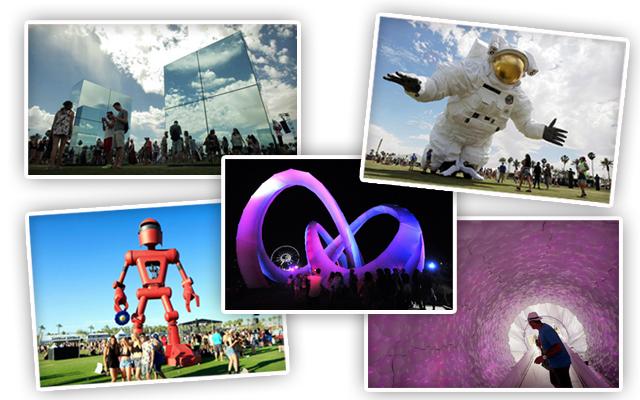 Η τέχνη πάει Coachella