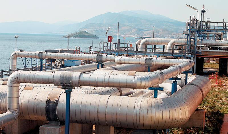 Ενδιαφέρον για σταθμό φυσικού αερίου της ΔΕΠΑ