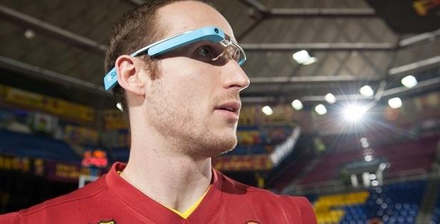 Euroleague: Δείτε όλη τη δράση από Google Glass των πρωταγωνιστών!
