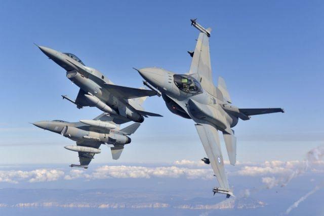 Αερομαχίες ελληνικών με τούρκικα αεροσκάφη στο Αιγαίο